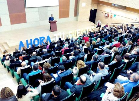 """Carmelo Rodríguez cierra la campaña electoral con el lema """"Ahora tú ..."""