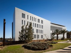 Edificio de Cajamar en el PITA finalizado con Dekton.