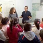 Los CEIP St. Silvain d'Anjou y José Saramago se citan con 'Conoce tu pueblo'