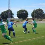 El equipo de fútbol 11 de la UAL, con opciones de entrar en la final del CEU
