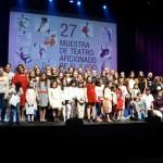 El Ejido echa el telón de la Muestra y recibe al Festival de Teatro
