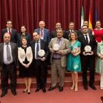 La almeriense Effergy Energía, galardonada por su relación con el mundo árabe
