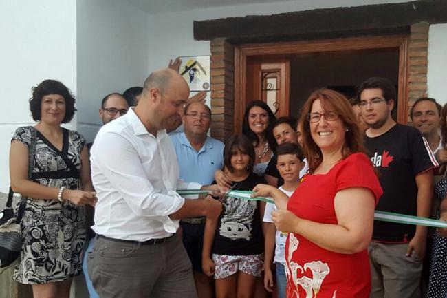 Abla abre un albergue para los peregrinos que buscan Santiago desde el sureste