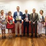 Ana de Haro gana el VIII Certamen de Novela de Almería