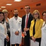 El convenio entre el SAS y la Fundación Amancio Ortega permitirá incorporar nuevos equipos contra el cáncer