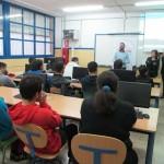Se acerca el emprendimiento a estudiantes de Formación Profesional en Almería