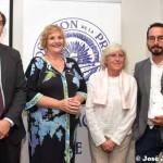 """Francisco Carrión, corresponsal de El Mundo en Egipto, se hace con el VI Premio Internacional de Periodismo """"Colombine"""""""