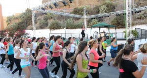La I Fitness Party Solidaria tendrá a Cáritas como benficiario.