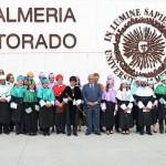 Carmelo Rodríguez pide un edificio en el centro como regalo por los 25 cumpleaños de la UAL