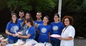 Desayuno solidario en el Campus de la UAL contra el cáncer de mama.