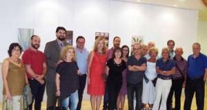 Escuela de Música de Roquetas donde se muestran las fotos de la Universidad de Mayores