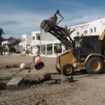 Medio Ambiente retira los anclajes de fondeo ilegales que dañan la posidonia de Cabo de Gata