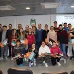 Unos 150 estudiantes de Gádor participan en la Semana de la Ciencia del municipio