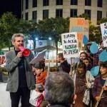 «La solución para salvar el río Aguas es parar los sondeos ilegales»