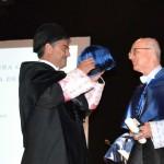 El Nobel de Física Rainer Weiss, nuevo Honoris Causa de la UAL