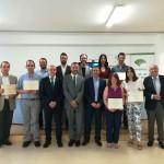 Niwa of Spain y Voss Flamenco, premiados por Andalucía Emprende