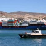 La multinacional naviera Maersk llegará al Puerto de Almería de la mano de Cosentino