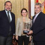 La Red de Fundaciones Universidad Empresa REDFUE premia a la UAL