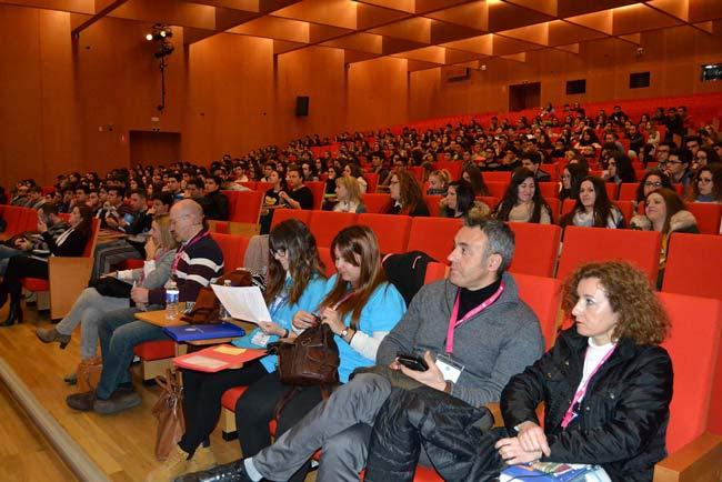 La UAL recibirá a más de 4.000 estudiantes en sus Jornadas de ...